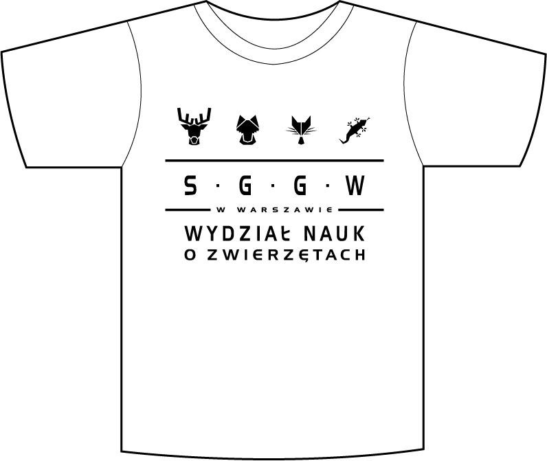 SGGW - koszulka HiOZTiD
