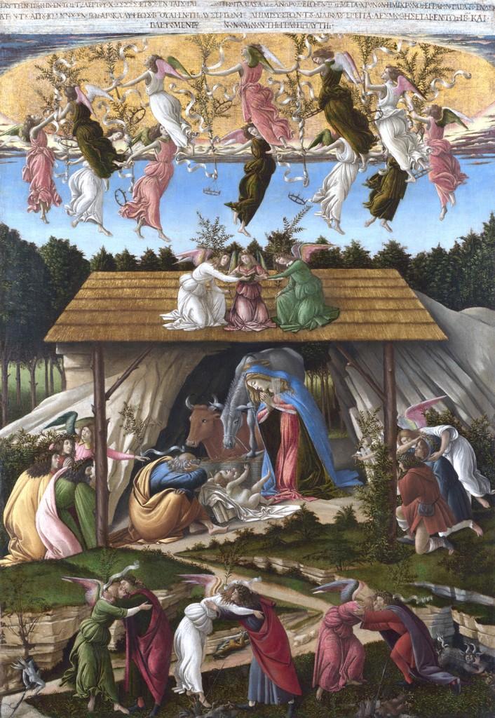 mistyczne-narodzenie-Sandro_Botticelli- 1
