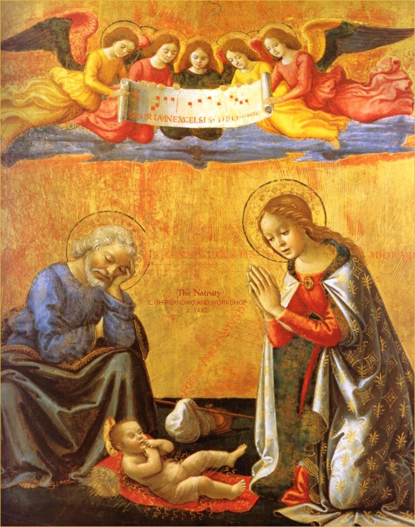 nativity-ghirlandaio